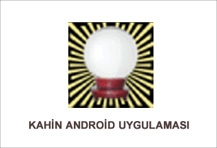 Kahin Android Uygulama